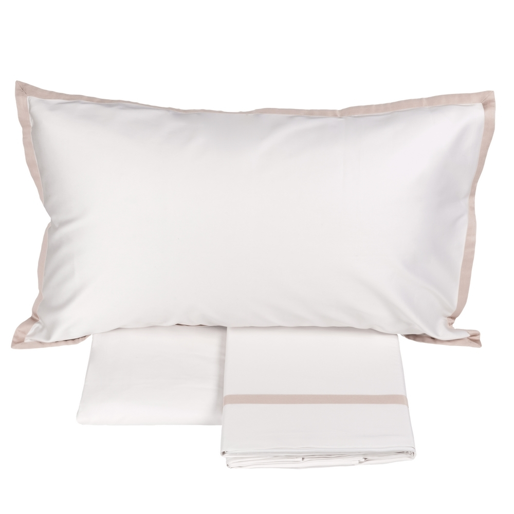 HELLEN Sheet set-IT Queen - White