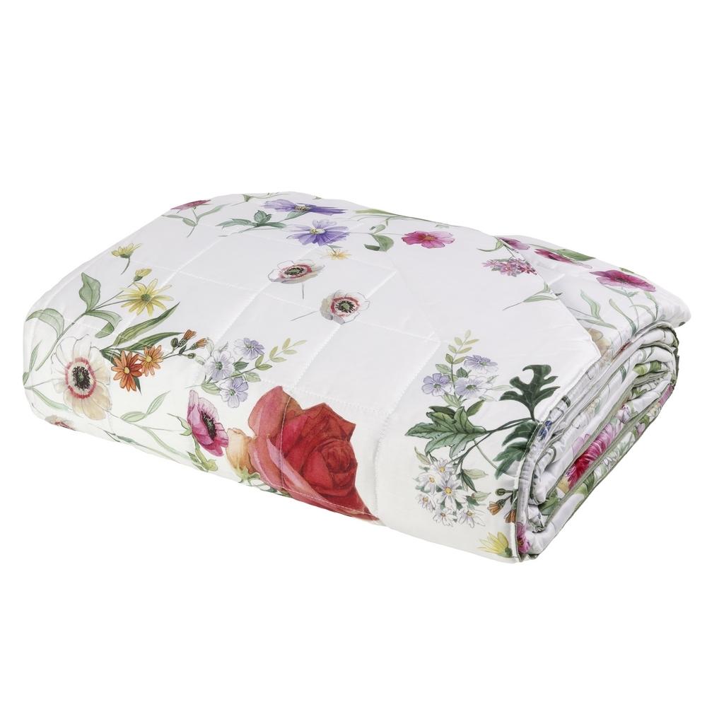 AURORA Quilted bedspread-IT QUEEN-PINK
