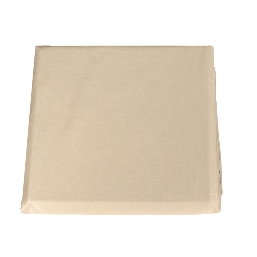 TRECENTO Fitted sheet-IT QUEEN-CAMEL