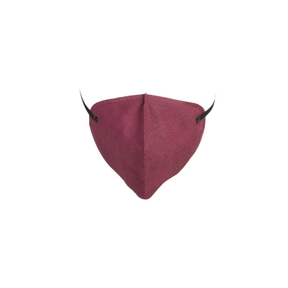 Mascherina CONCHIGLIA PLUS - Rosso rubino