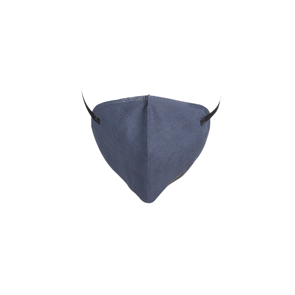 Mascherina CONCHIGLIA PLUS - Blu quetzal
