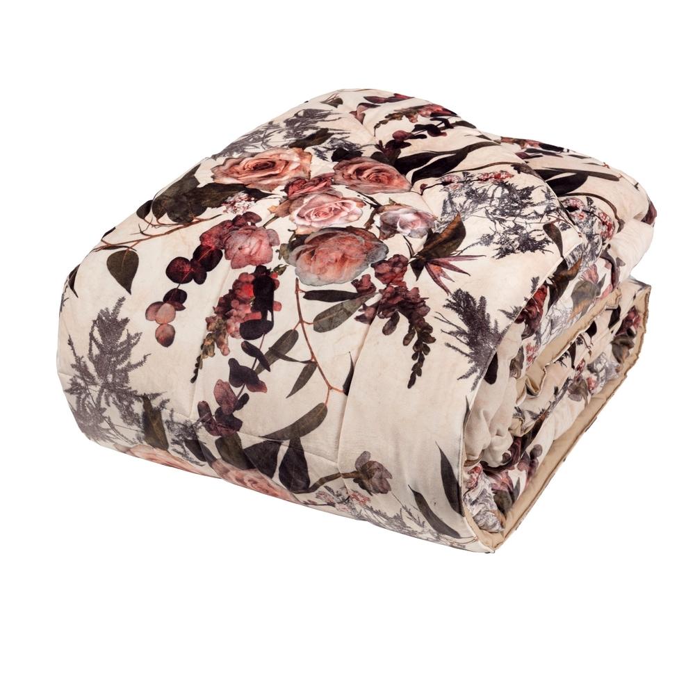 BLOOMING Comforter 200 gr/mq -270x270 - Camel