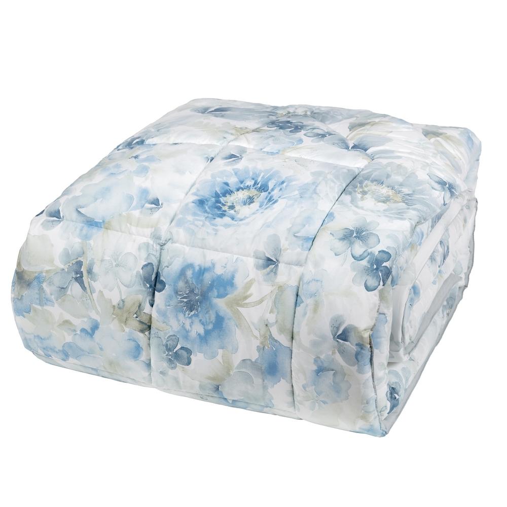 ACQUERELLO Comforter -270x270 - Blue