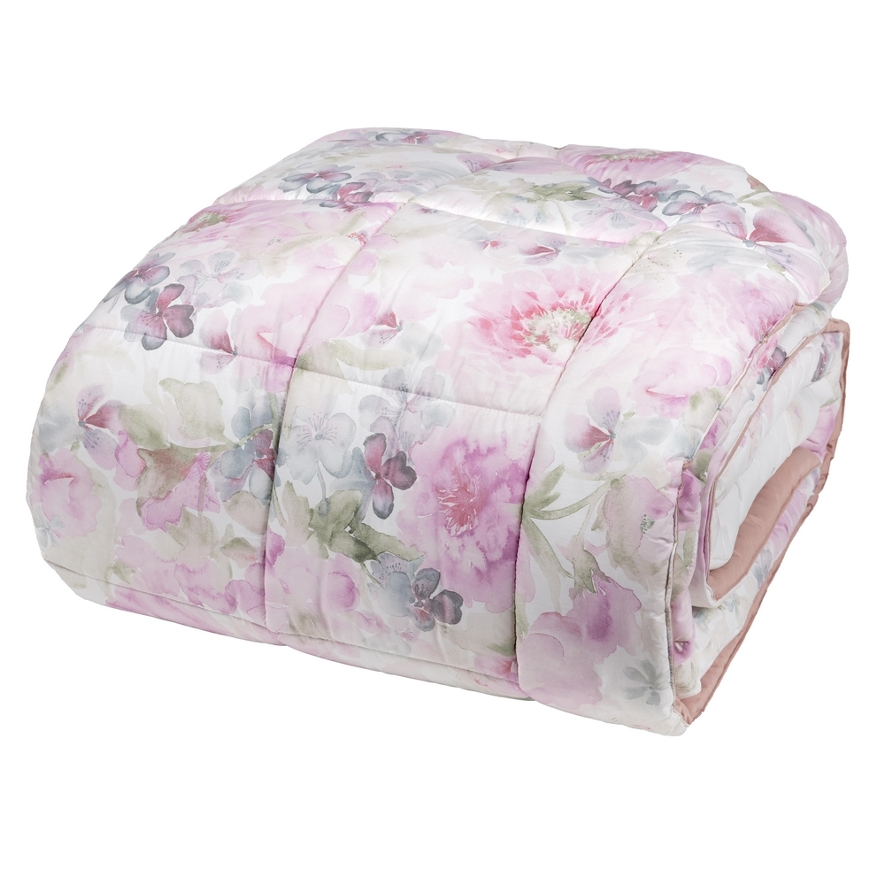 ACQUERELLO Comforter -270x270 - Pink