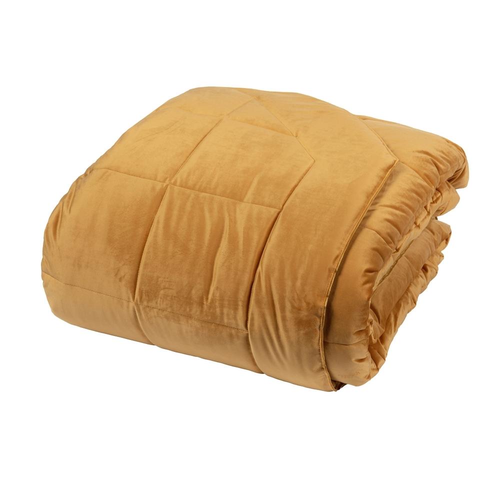 FASCINO Comforter 200 gr/mq -270x270 - Yellow