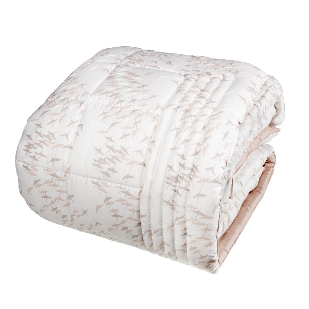 VOLA CON ME Comforter - 270x270 -PINK