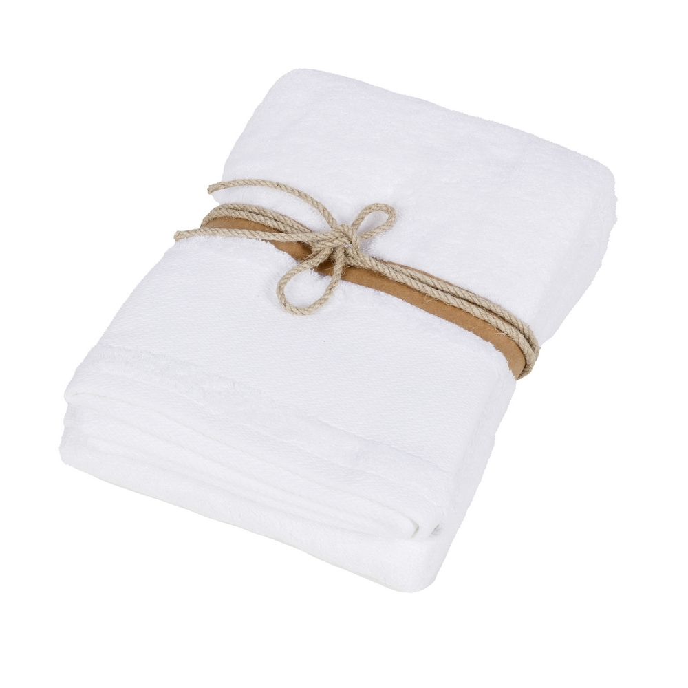LOSANGHE Bath sheet - 100x150 - white