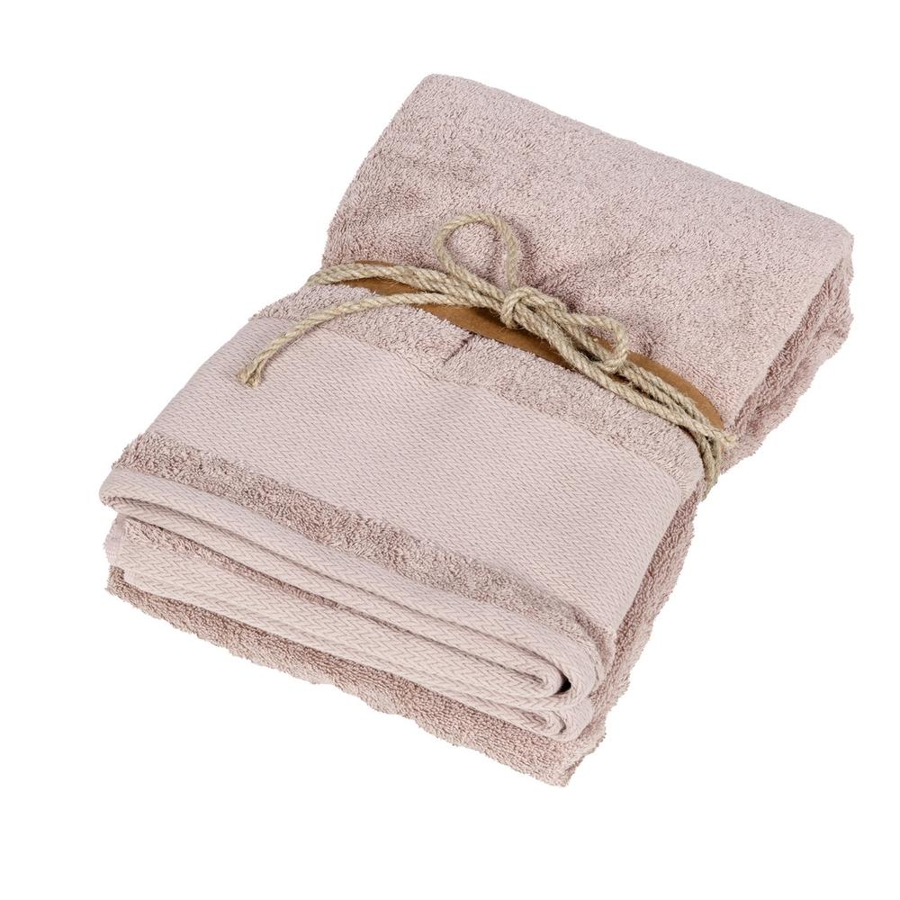 LOSANGHE Bath sheet - 100x150 - pink