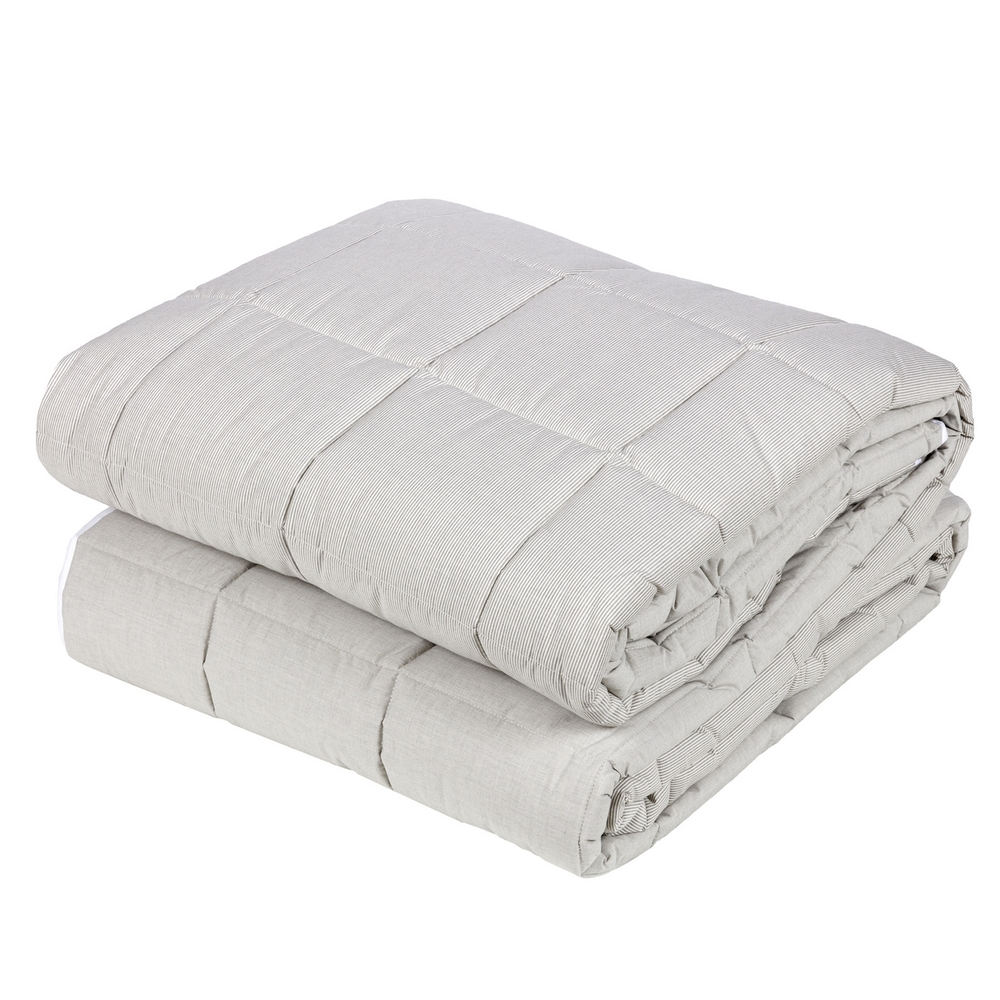 CAMBRIDGE Comforter 200 gr/mq - IT DOUBLE - grey