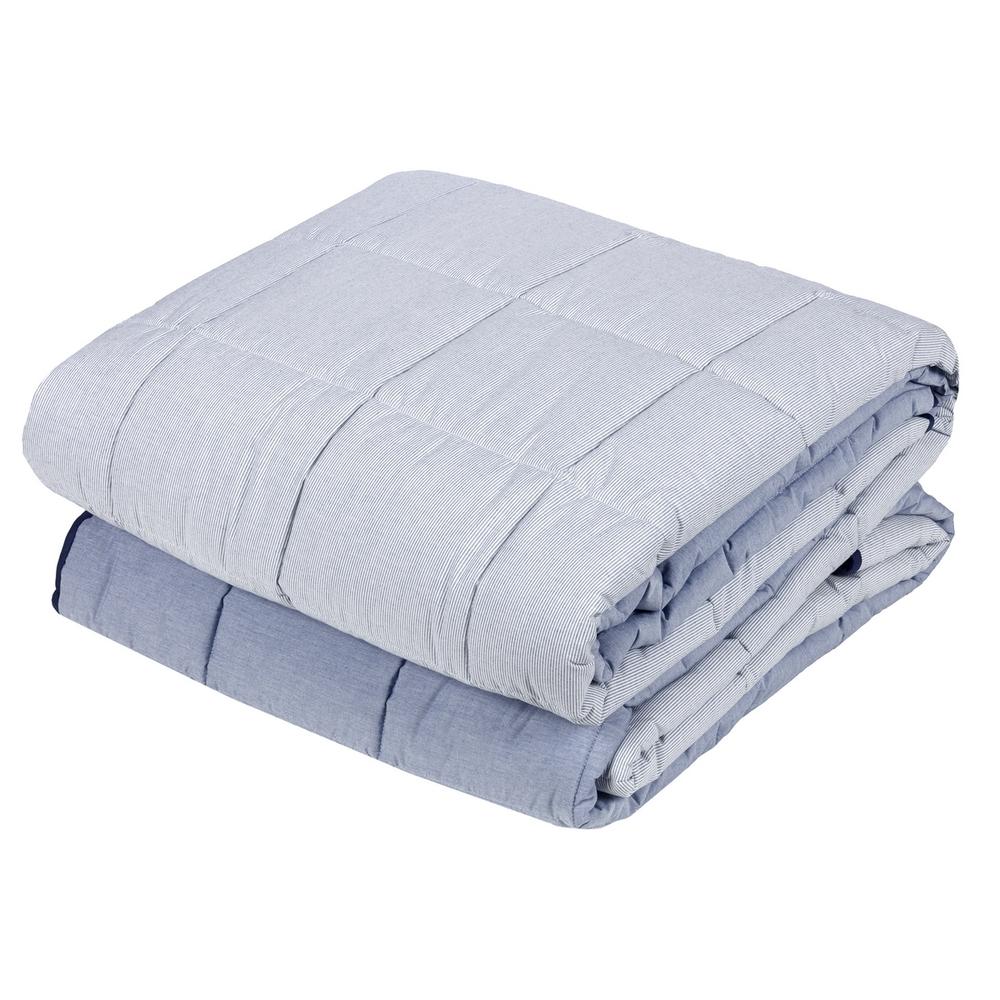 CAMBRIDGE Comforter 200 gr/mq - IT QUEEN - blue