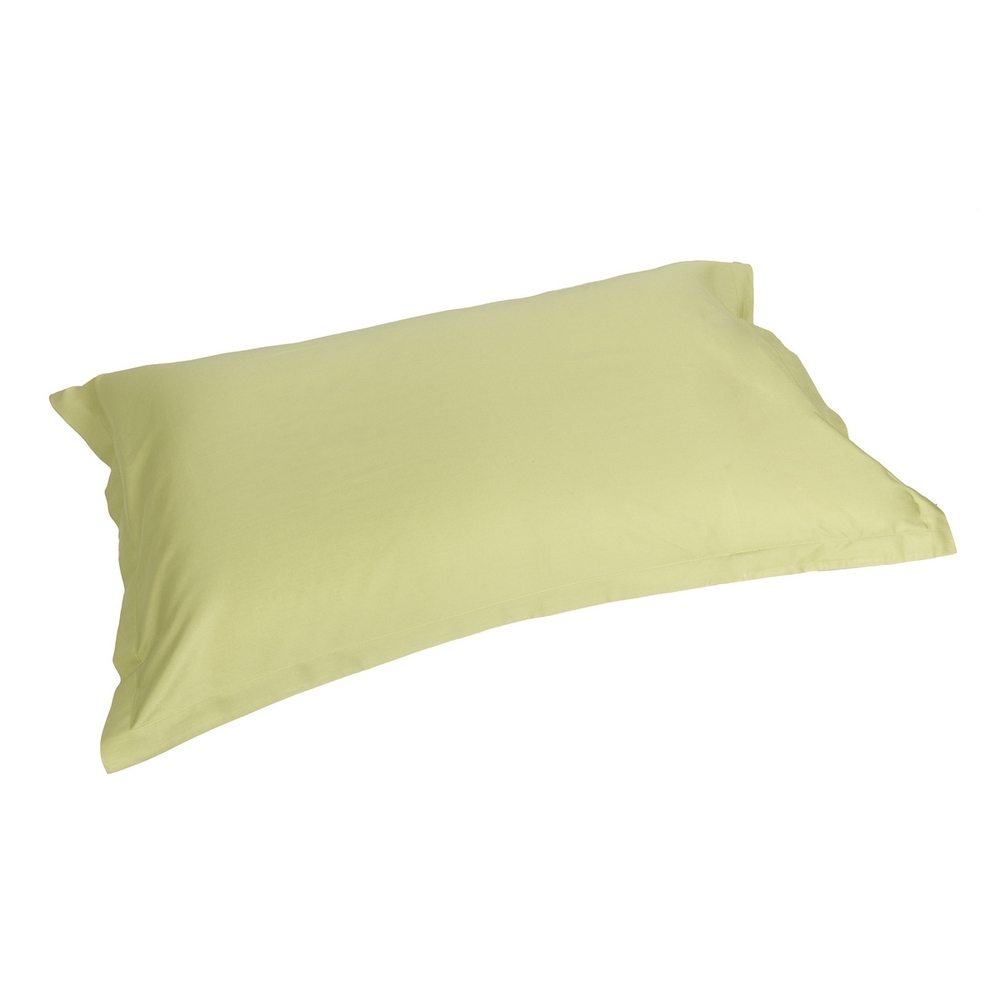 TRECENTO Pair of pillowcases - 52x82- green