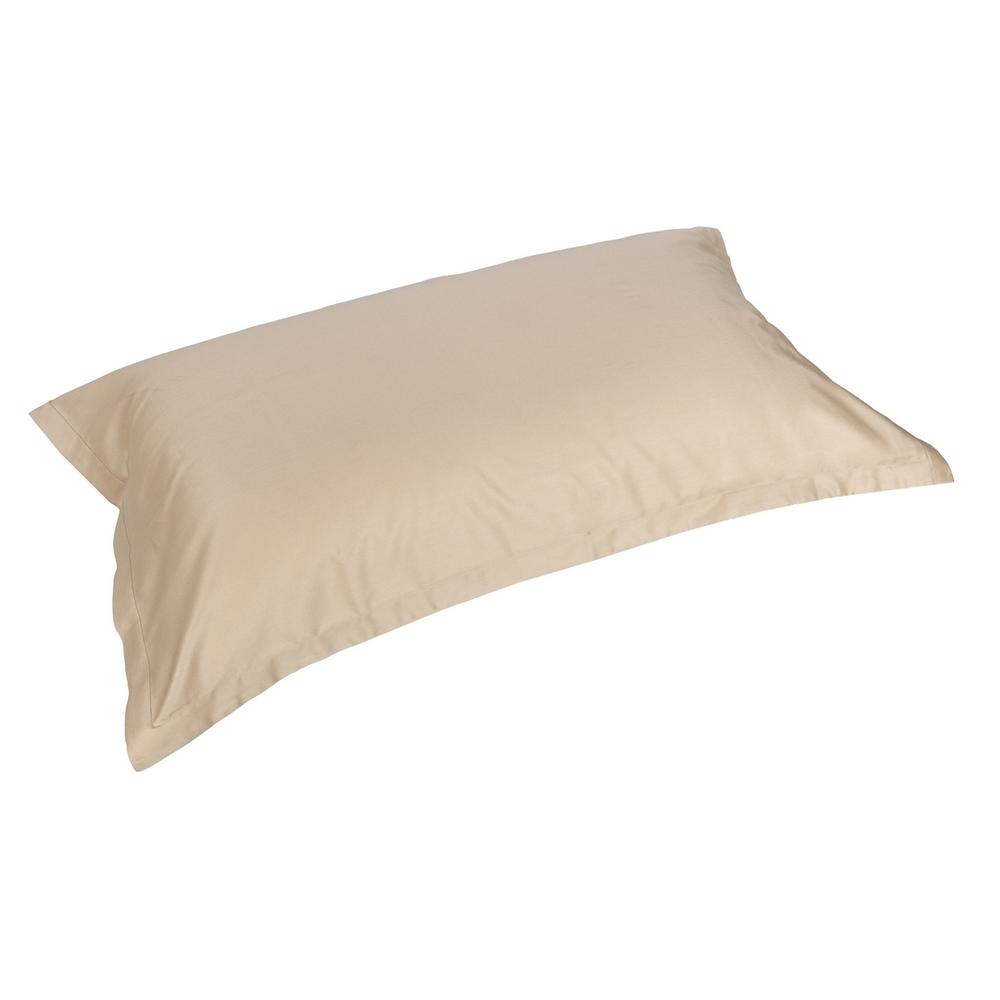 TRECENTO Pair of pillowcases - 52x82- beige