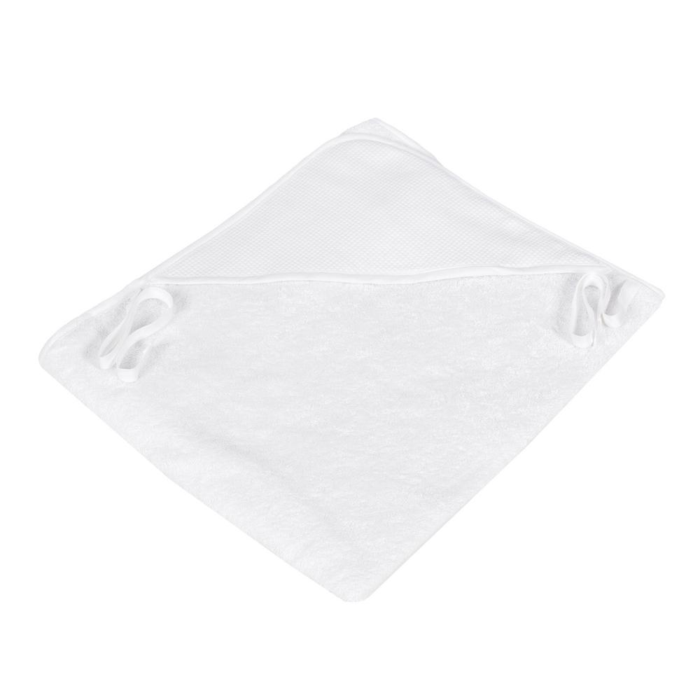 PULCINO Sponge triangle - 90x90 - white