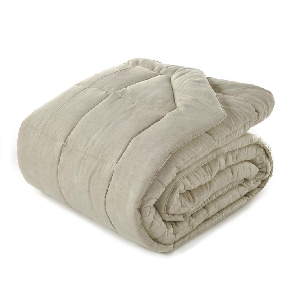 GALUCHAT Comforter - 220x270 -BEIGE
