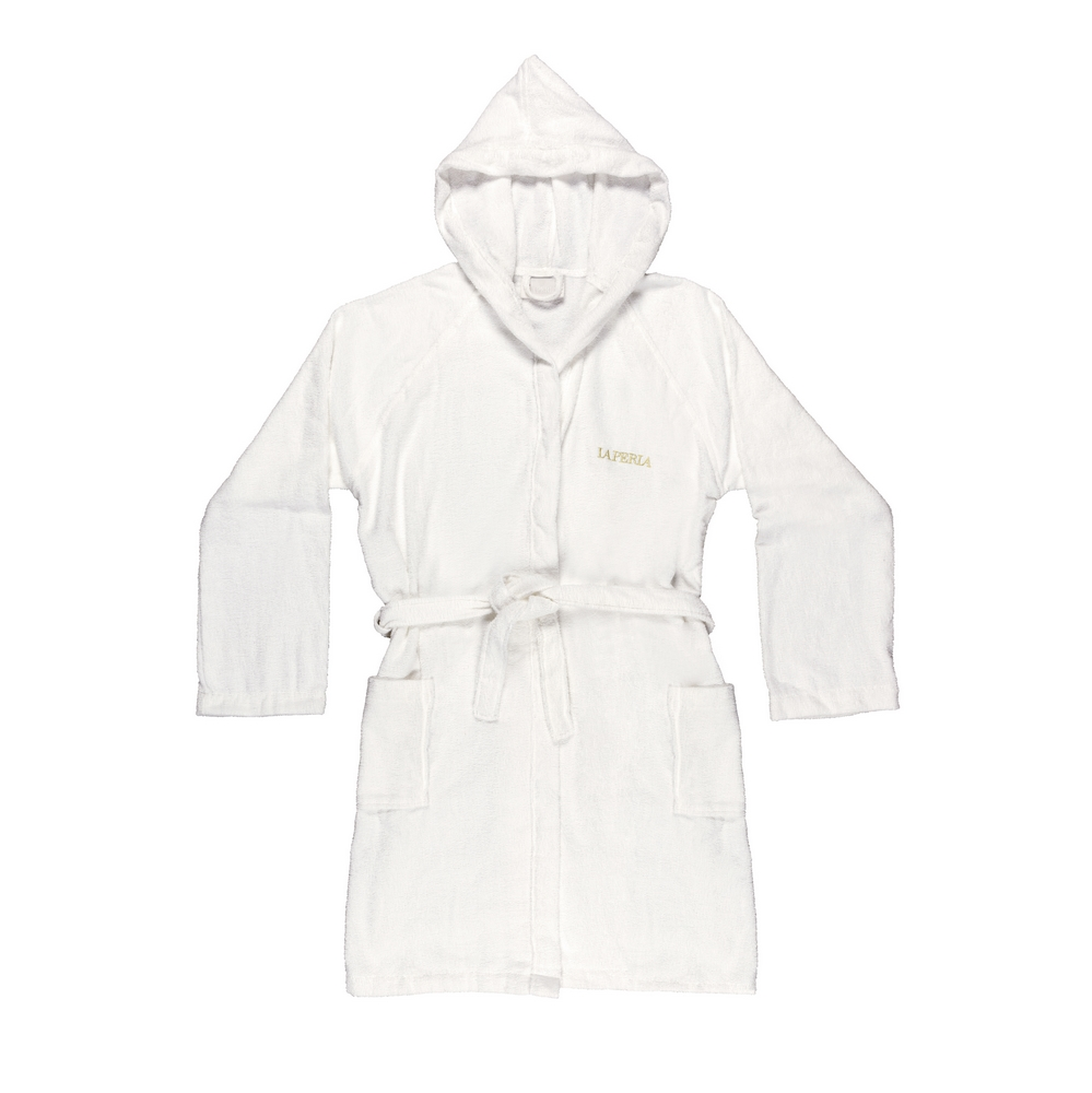 SPA Bathrobe L-Ivory