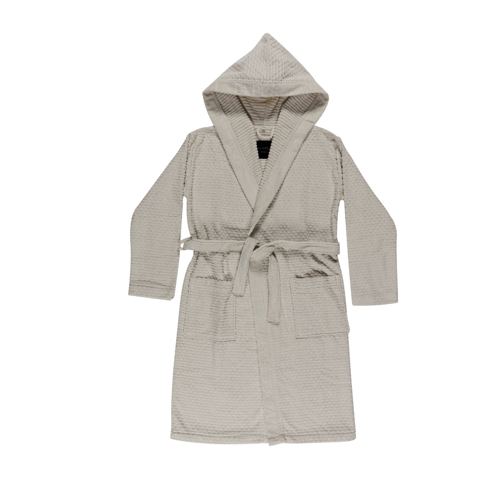 ADONE Bathrobe L-Grey