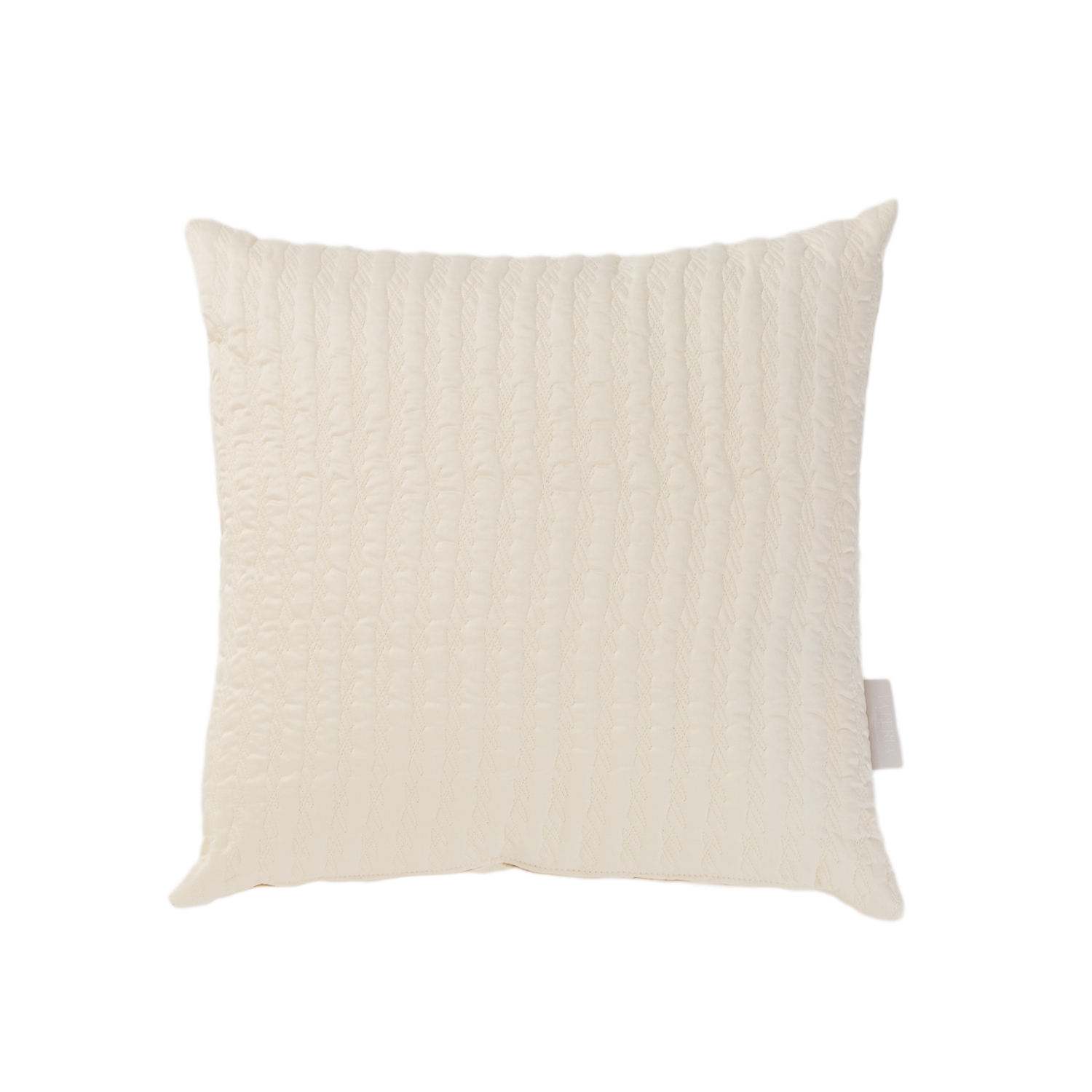 CLEOPATRA DECORATIVE PILLOW-50x50-IVORY