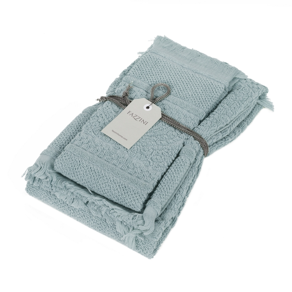 DAFNE Guest and hand towel set (1+1) NILO
