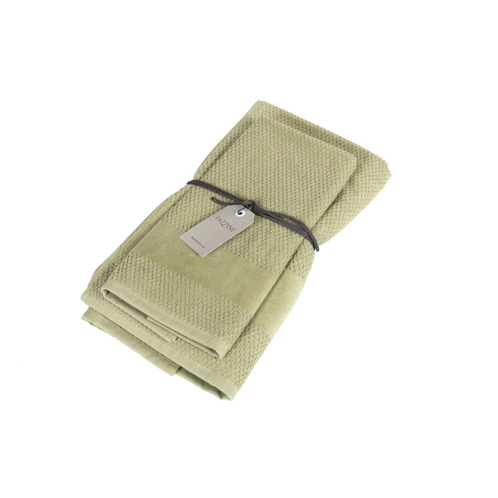 VELOUR Set of 2 towel 40x60 cm 60x110 cm
