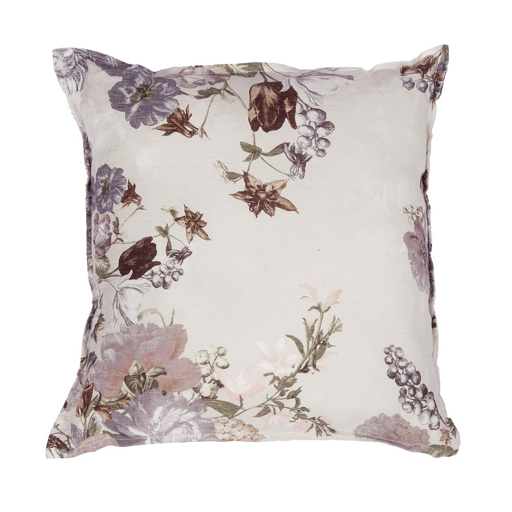 Cushion BLOSSOM -50x50 -cream