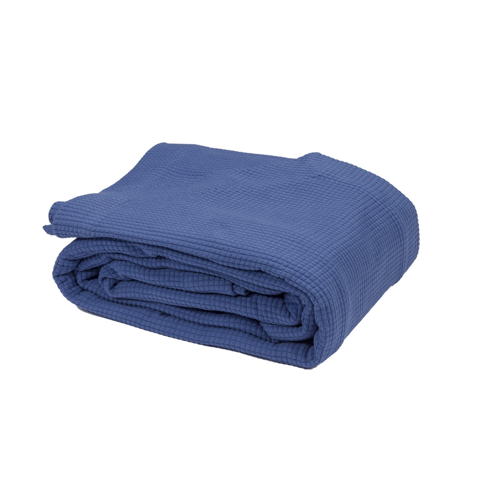 Bedspread YOUTH QUEEN BLUE