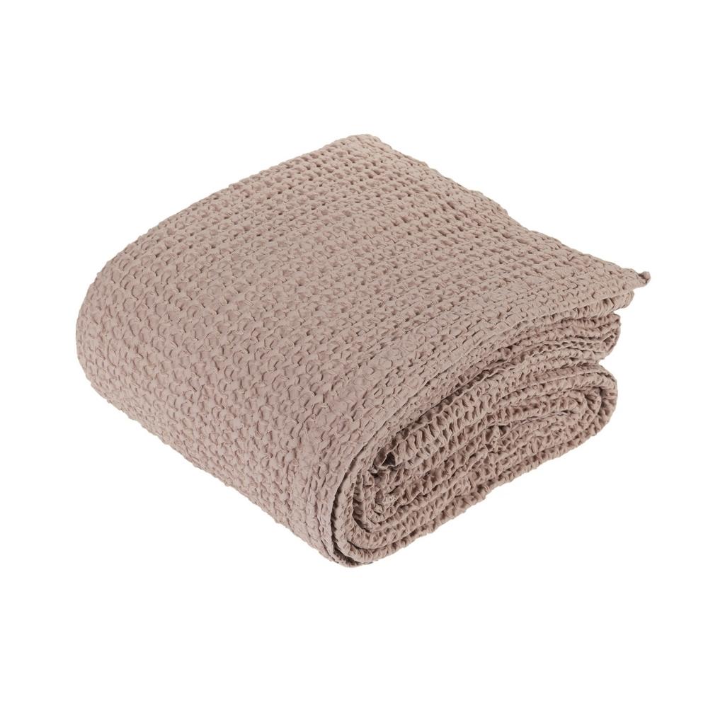 NETTARE bedspread - 260x240 -pink Boho