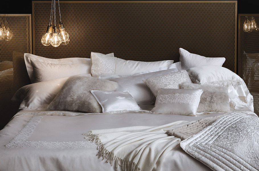 Biancheria Da Letto Outlet Online.Online Store La Perla Home Collection Fazzini Home