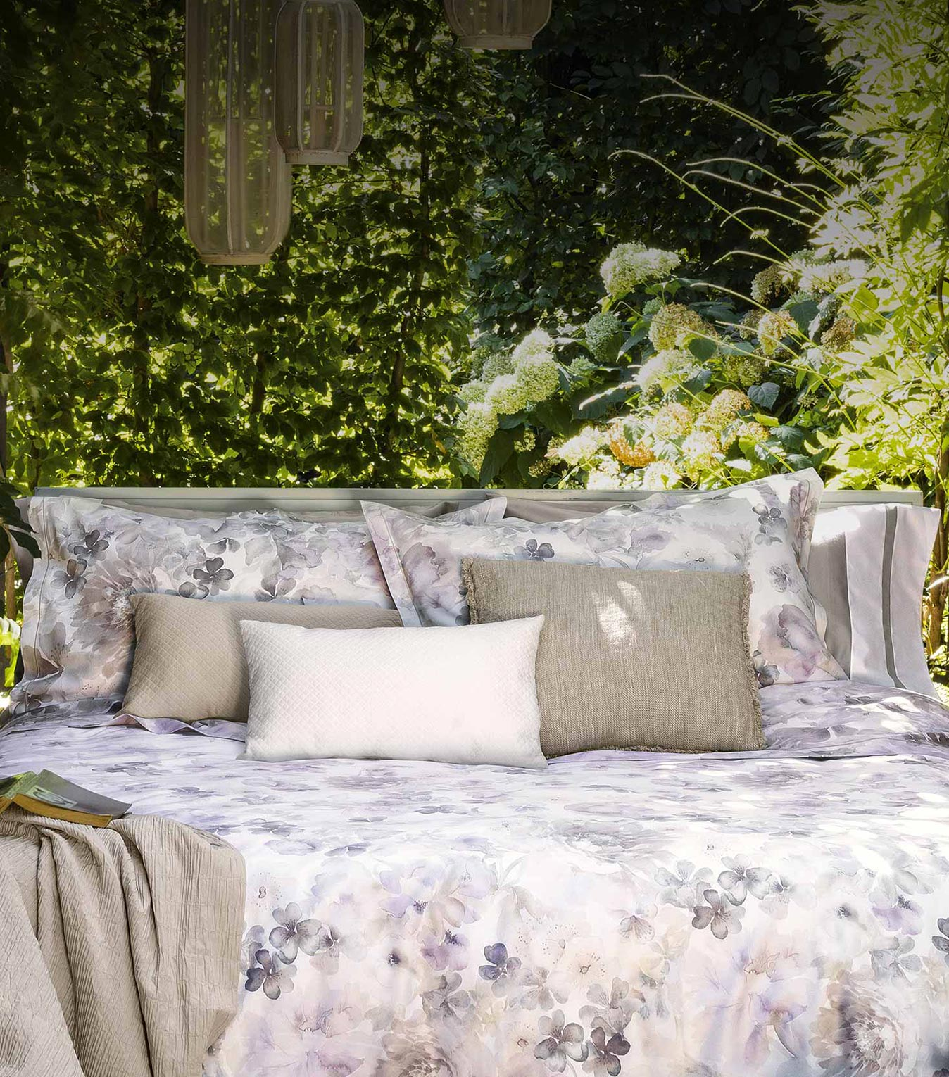 Fazzini Home: unique and quality linen for the home